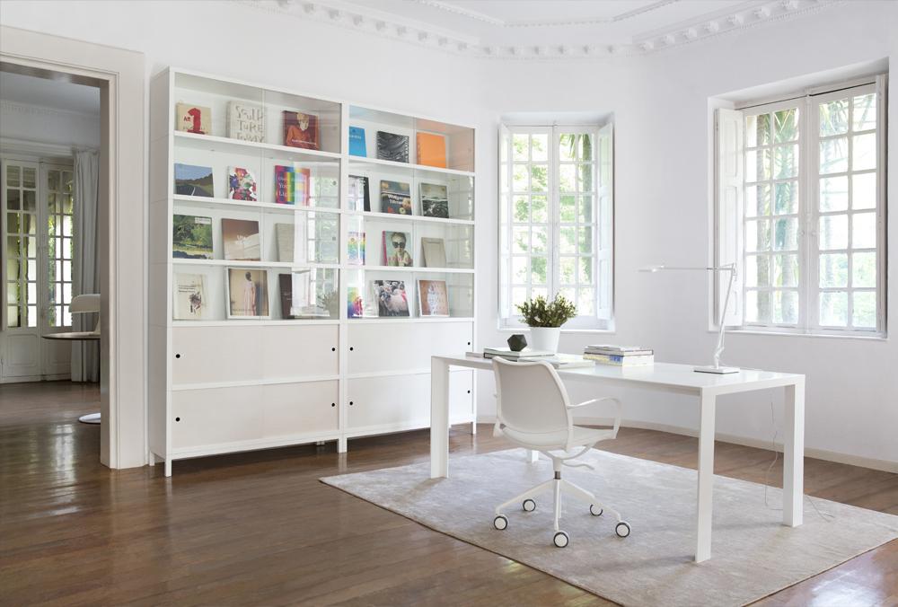 Libreria estanter a sapporo mbit - Disenador de armarios ...