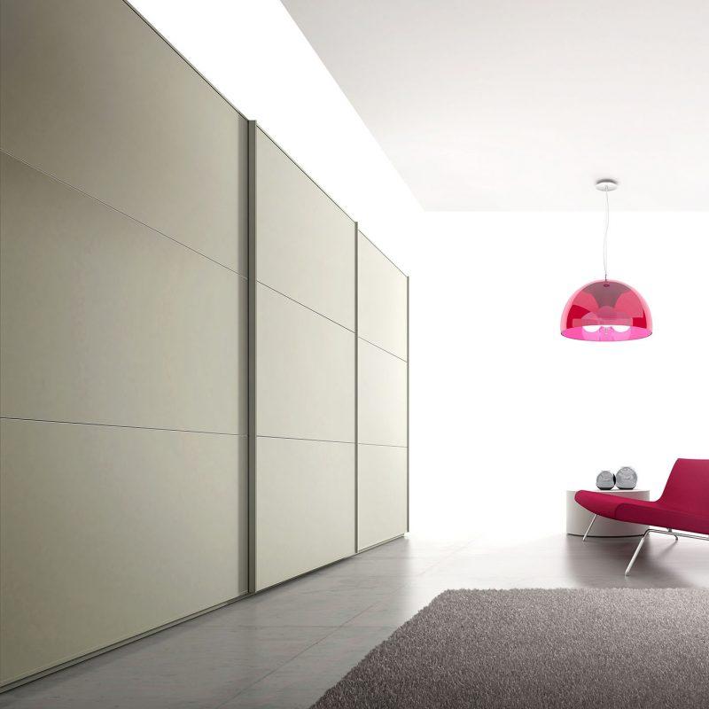 Puertas de cristal correderas puertas de cristal homcom for Puertas correderas de cristal