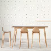 mesa-ondarreta-mesa-alta-madera -colores-estilo-nordico-vintage