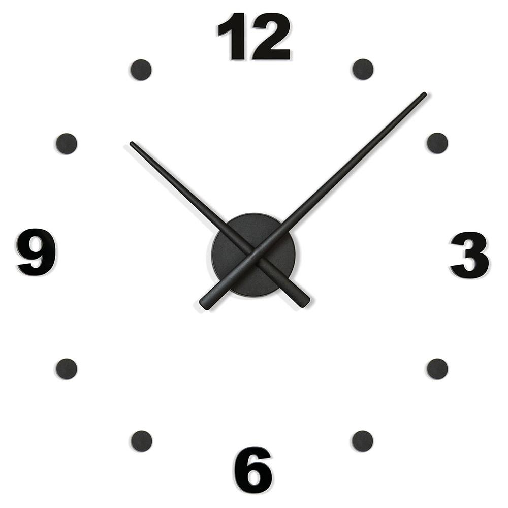 Reloj oj mbit - Reloj pintado en la pared ...
