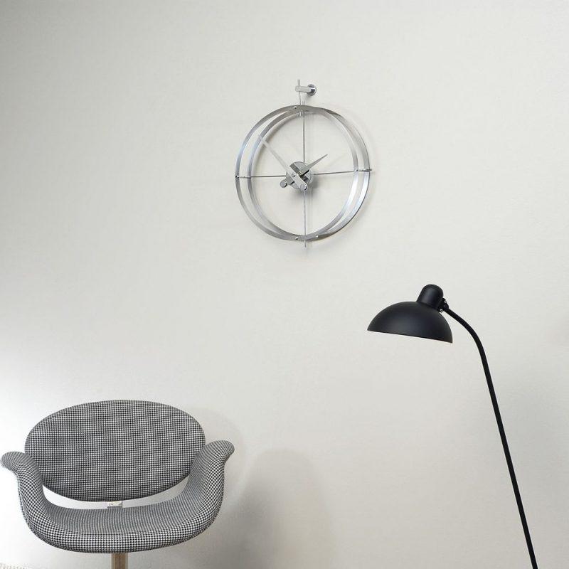 reloj-marca-nomon-dospuntos-reloj-acero-reloj-pared