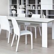 twice-bonaldo-mesa-comedor-sobre-cristal-blanco-color-pata-metalica-extensible