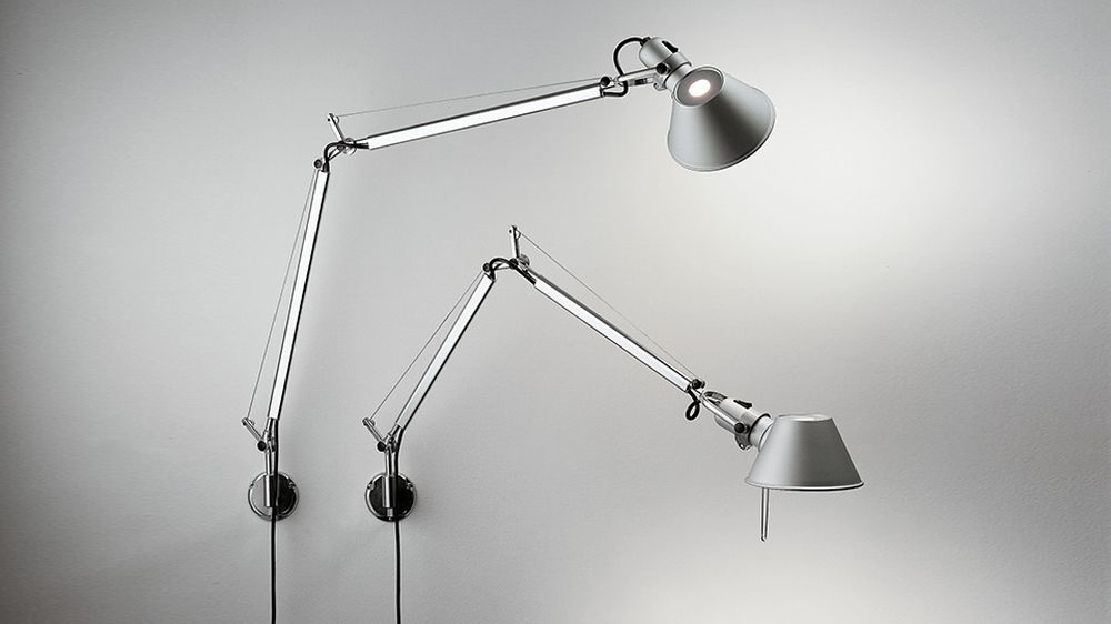 L mpara pared tolomeo mbit for Lamparas de pared