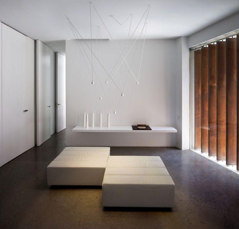 lampara-match-vibia-techo-diseño