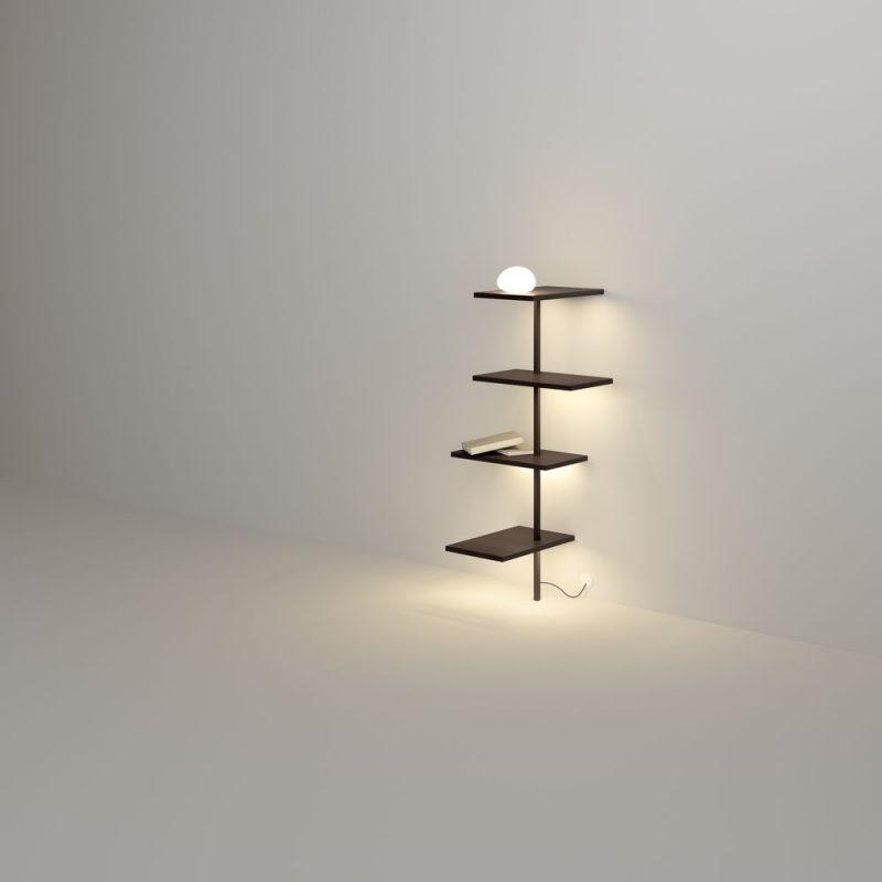 lampara-suite-vibia-diseño-estante