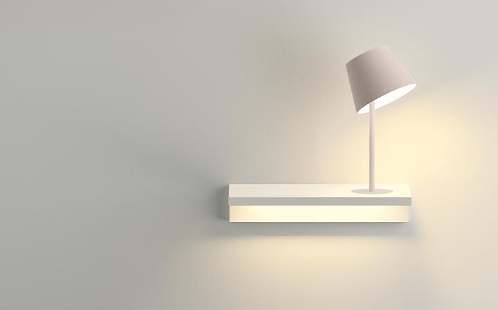 Lámpara pared Suite | Àmbit