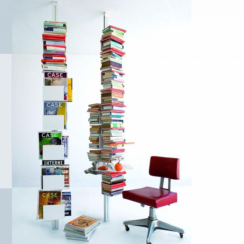 libreria-extendo-columna-metálico