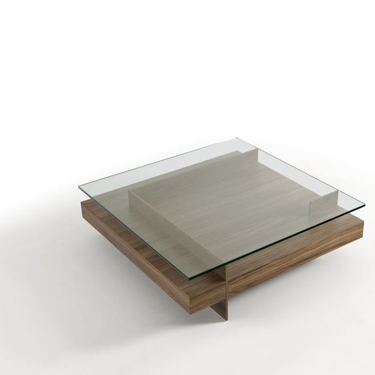 Mesa madera y cristal mesa de comedor de madera con sobre - Mesas de comedor cristal y madera ...