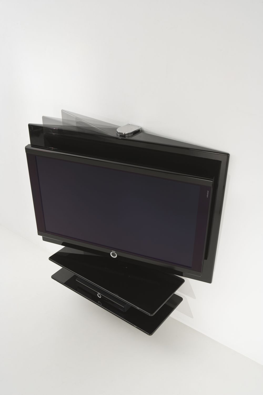 Mueble tv pared giro mbit for Mueble tv pared