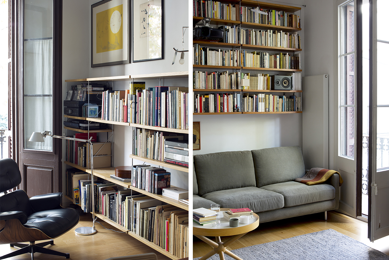 Librer a estanteria tria 24 mbit - Librerias de pared ...
