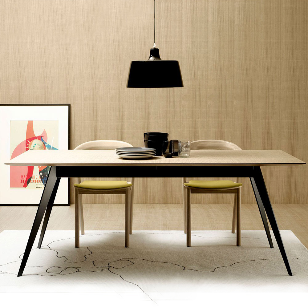 mesa-aise-rectangular-fija-pies-metalicos-treku