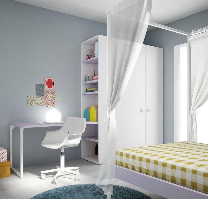 Juveniles con estilo perfect resultado de imagen para for Dormitorio juvenil estilo nordico