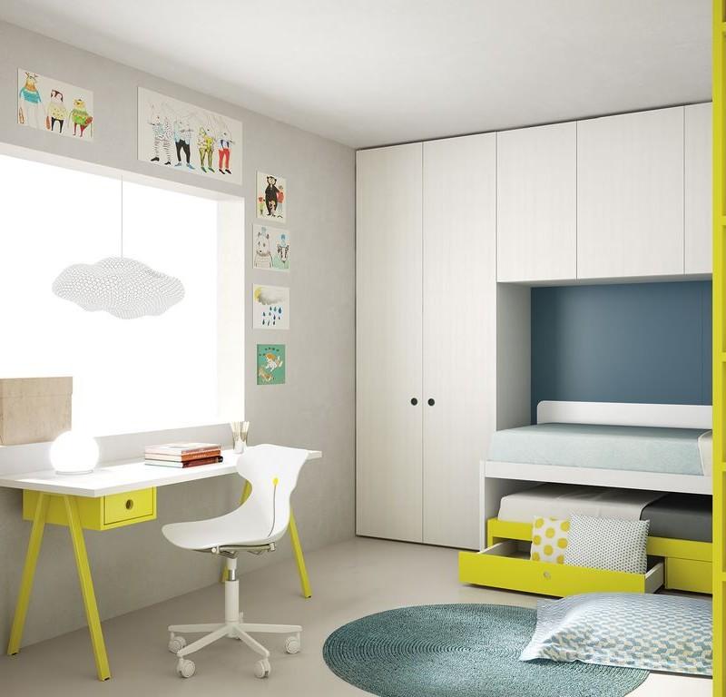 Juveniles categor as de los productos mbit page 2 for Dormitorio juvenil estilo nordico