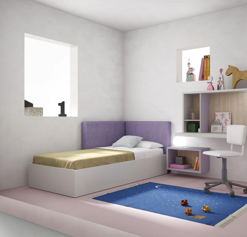 Juveniles con estilo cheap cheap juveniles de estilo for Dormitorio juvenil estilo nordico