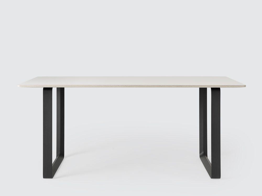 Mesa-70×70-Muuto-blanco-negro-table