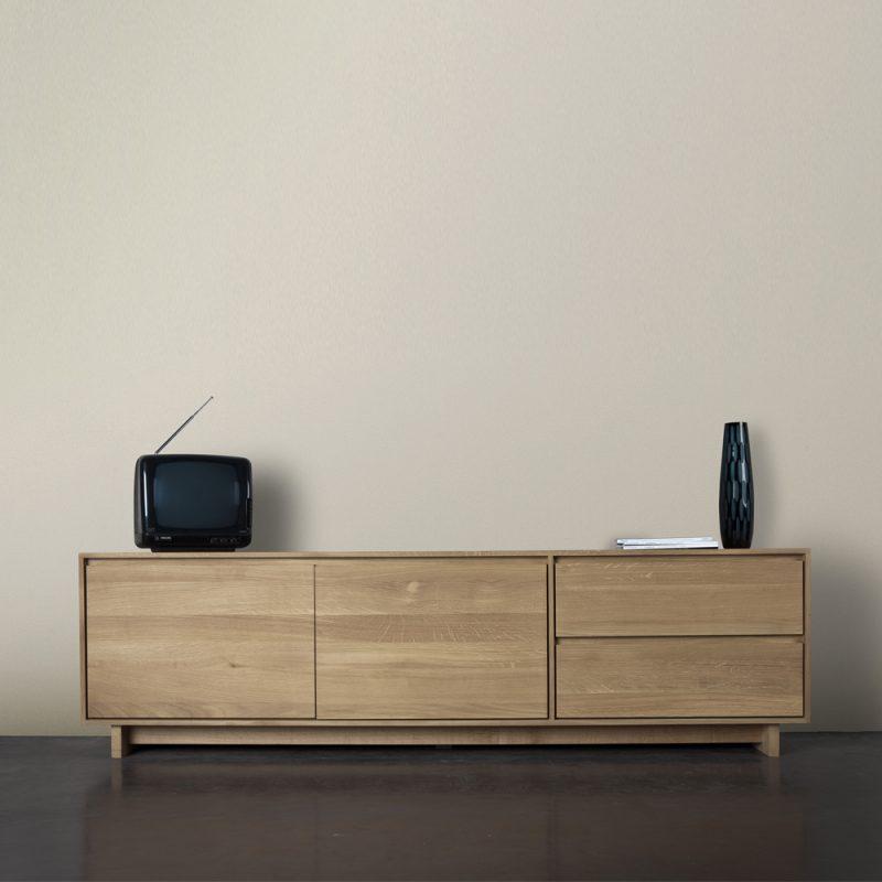 ethnicraft-muebletv-mueblebajo-nordico-diseño-minimalista 1