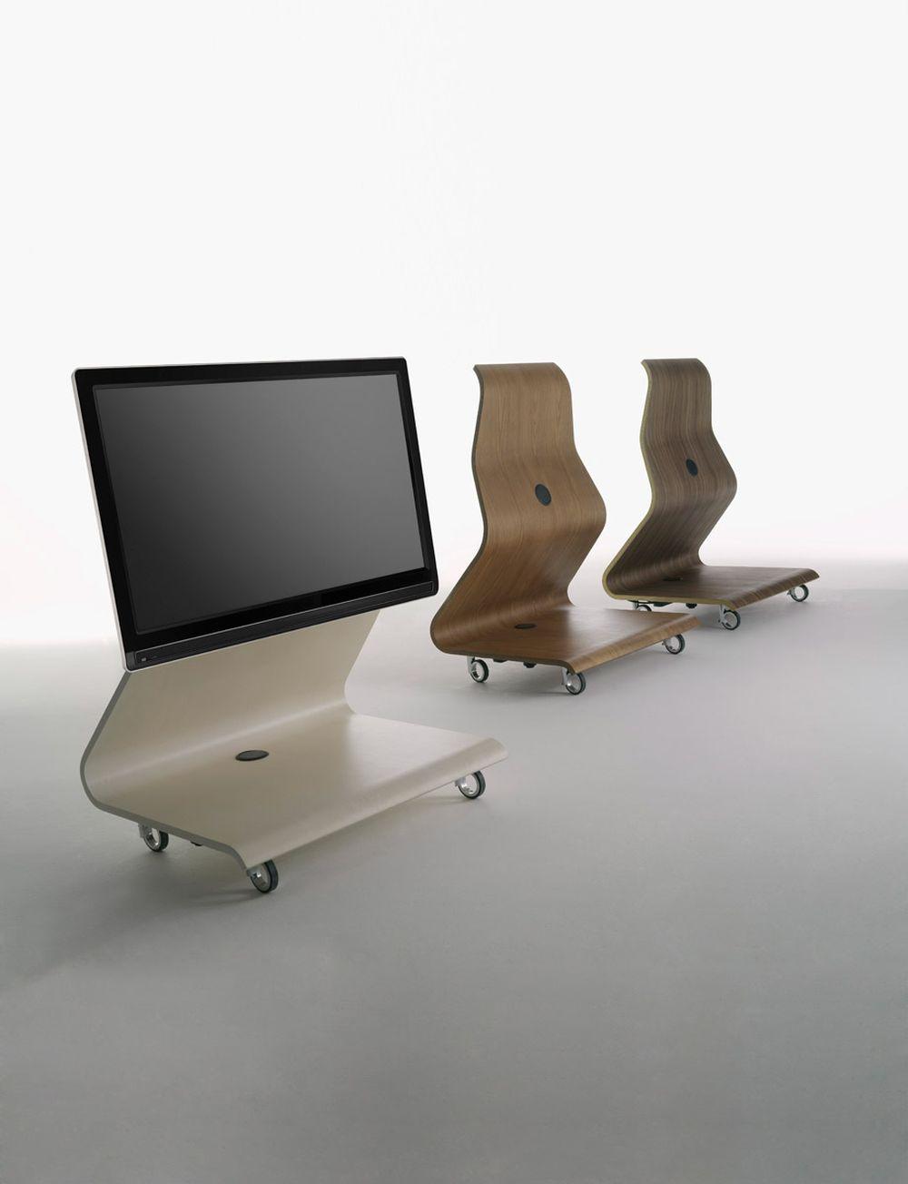 Mueble tv ruedas cobra mbit for Muebles television con ruedas