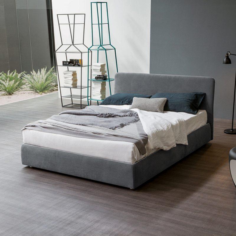Bonaldo-cama-tonight-tapizada