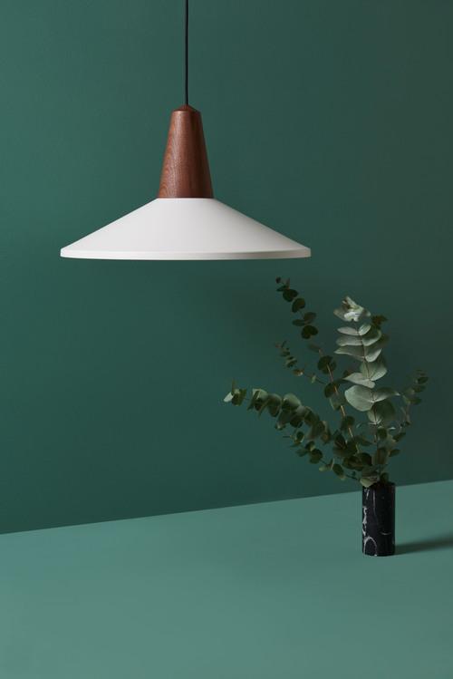 EIKON_SHELL_WHITE_PLANT-Lámpara suspensión-Schneid