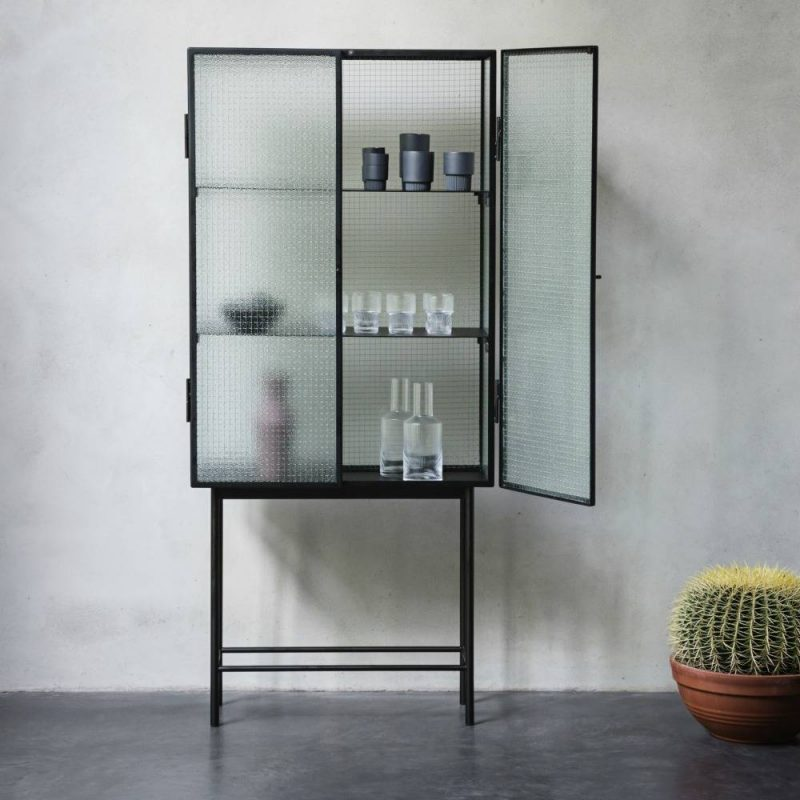 ferm-living-haze-cabinet-showcase-black-metal-glas
