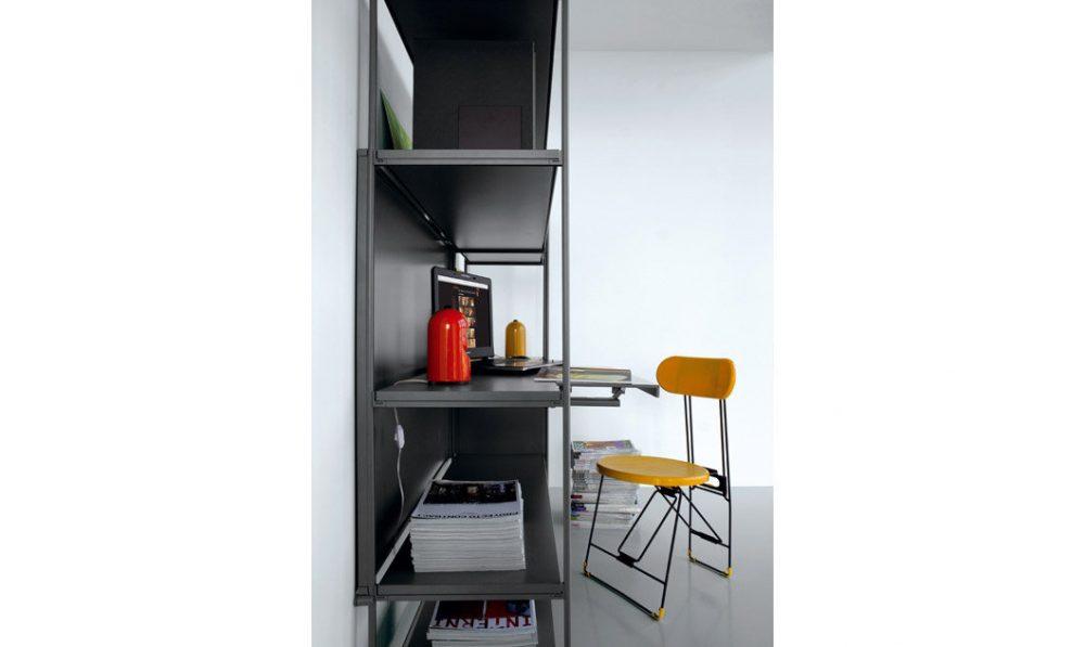 Estantería-escritorio-Librería-despacho