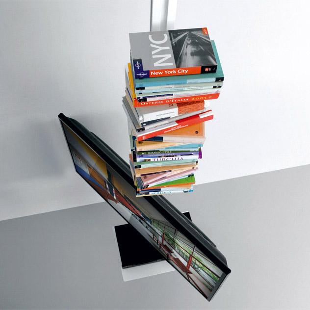 Mueble-Tv-Columna-Librería