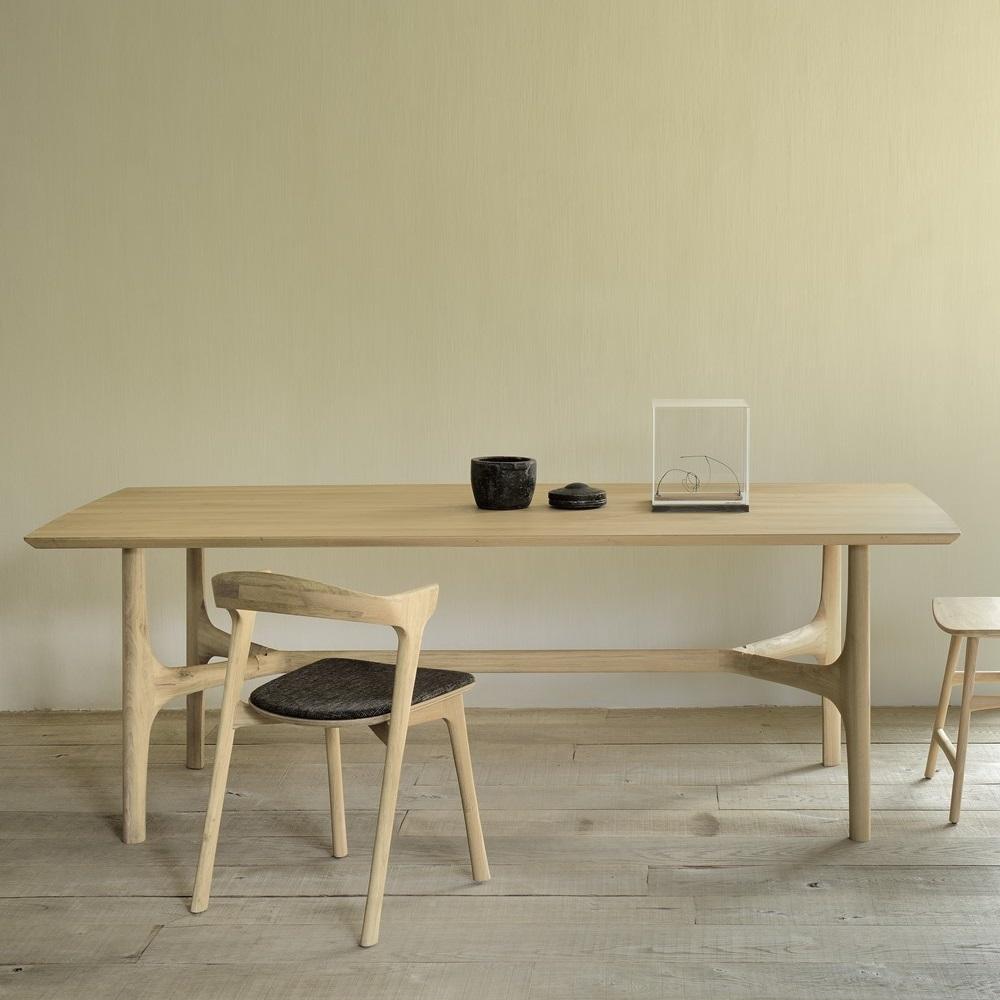 Mesa-Nexus-Dinning table-Ethnicraft