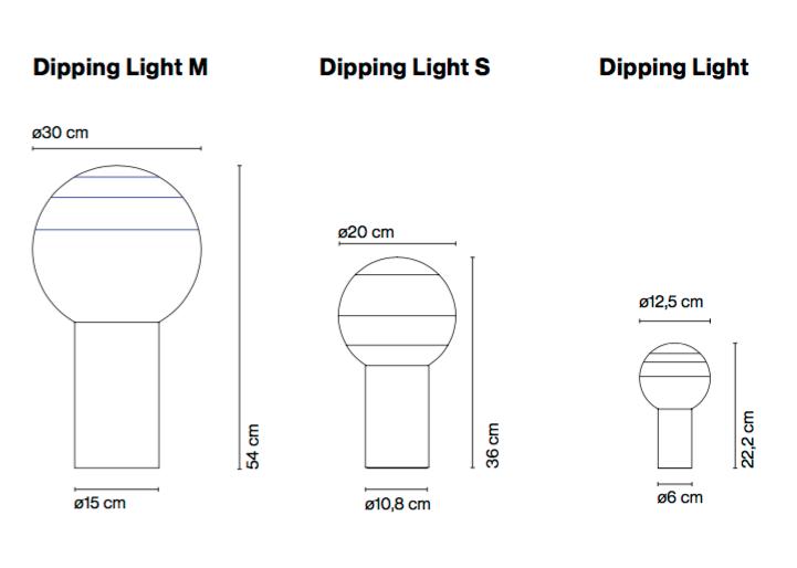 Marset-lampara-Dipping-light