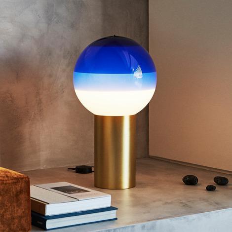 Lámpara Dipping Light azul