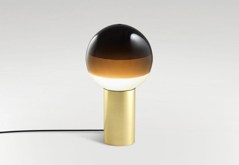 negro-Lámpara Dipping Light