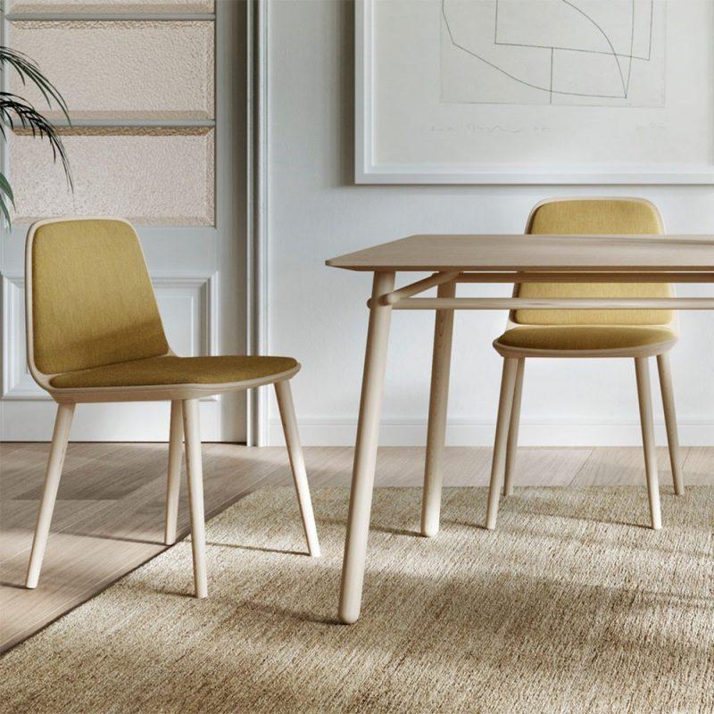 silla-bisell-madera-cojín-treku