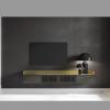 Aparador o mueble de tv slim stockholm de puntmobles