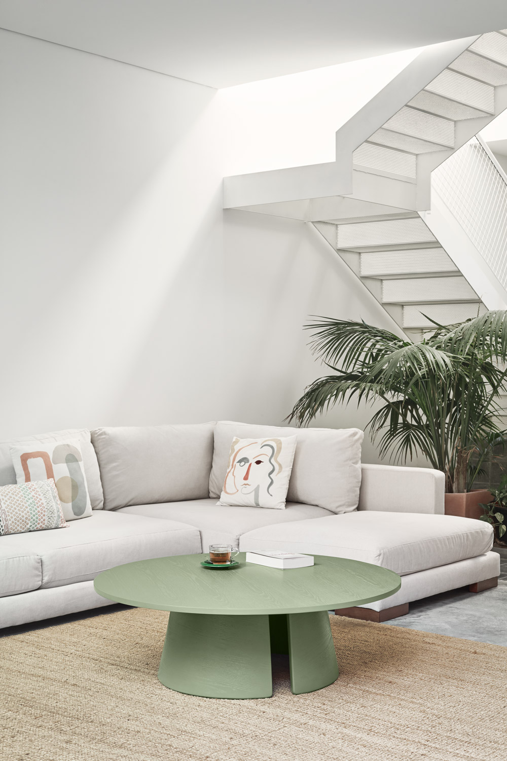 Teulat_Cep_Coffee-table_Green