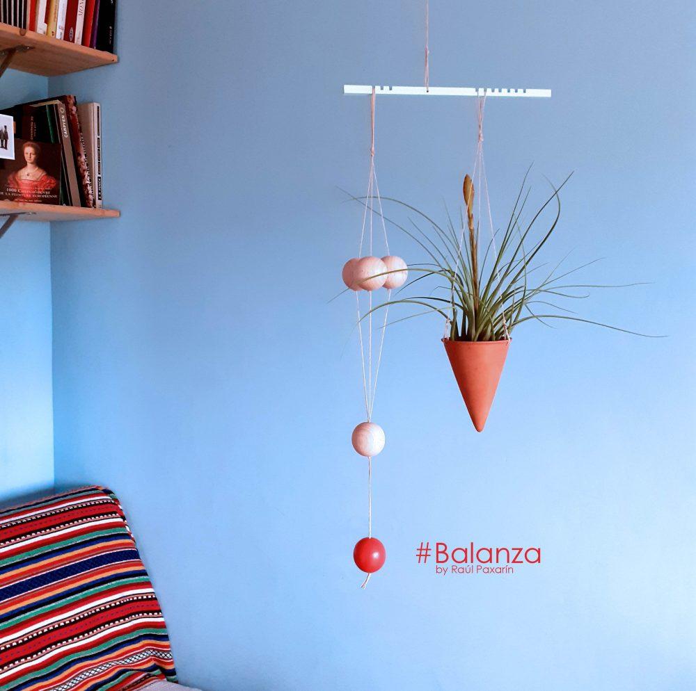 #Balanza habitación azul 2