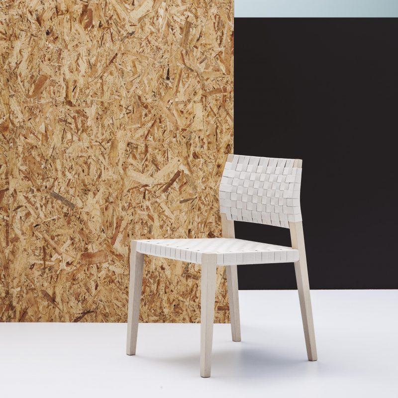 silla Valeria blanca